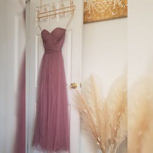 Bridesmaid/Formal Dress Jenny Yoo Annabelle Dress